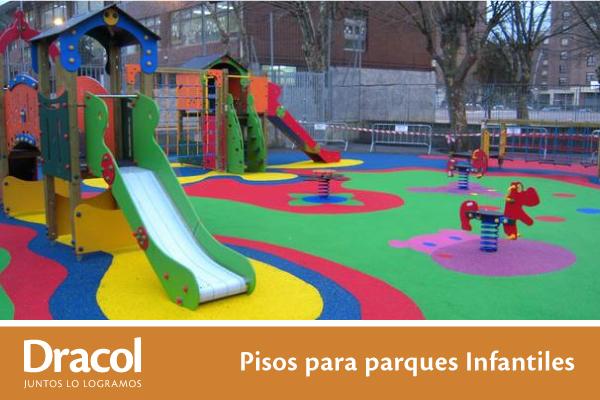 Las Caracteristicas Que Requieren Los Pisos Para Parques Infantiles